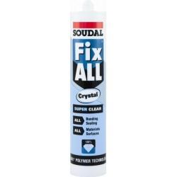 Fix All Crystal Clear Bond & Sealer (£ Box Qty  12)