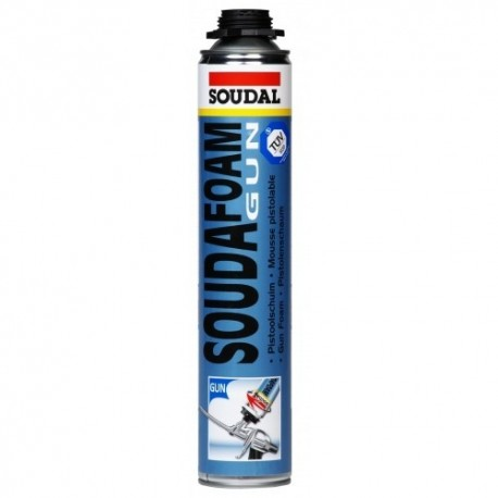 Soudal Gun Foam 750ml (Quantity 12 for £54.00)