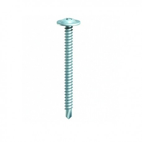 PN291Z Zinc 4.8 x 60 Baypole Screws