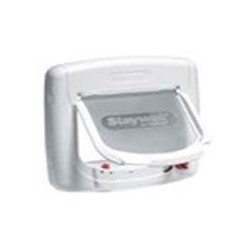 Staywell 917 White Catflap