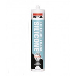 Soudal Exterior Frame Sealant Clear (Box in 24's)